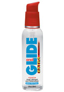 Anal Glide Anal Lubricant And Desensitizer Water Based 2...