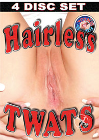 Hairless Twats {4 Disc Set}